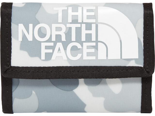 The North Face Base Camp portemonnee, tnf white macrofleck camo print/tnf black